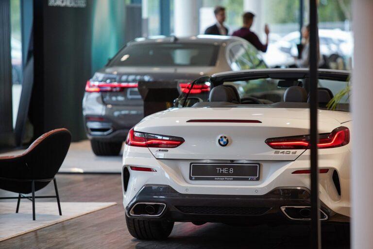 BMW Luxury Days w salonie Inchcape