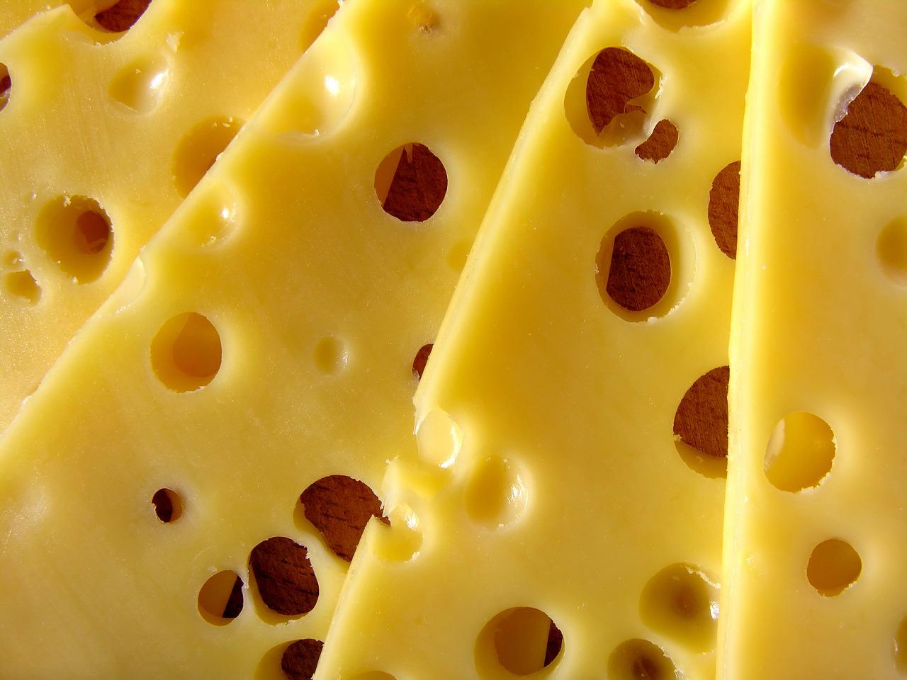 Rodzaje sera żółtego