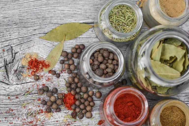 Przyprawy prozdrowotne – używaj ich podczas gotowania